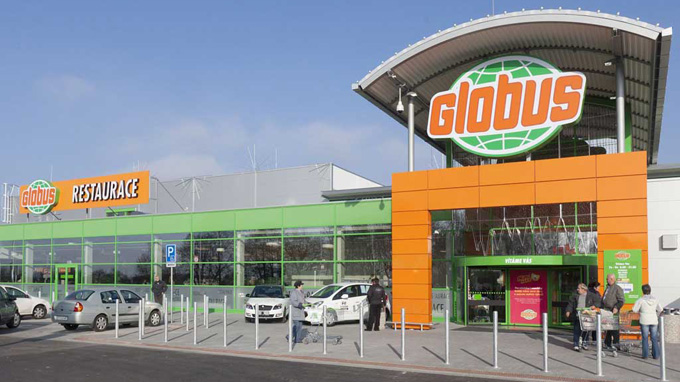 Globus expands its business to the Russian Market