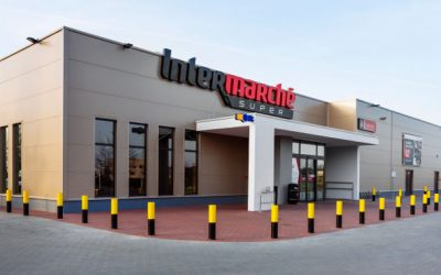 "The success story of the supermarket chain ""Intermarche"""